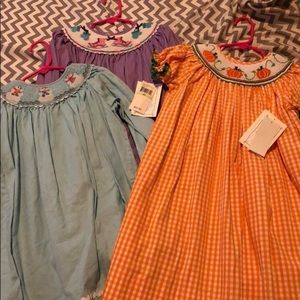 Other - 4T smocked dresses